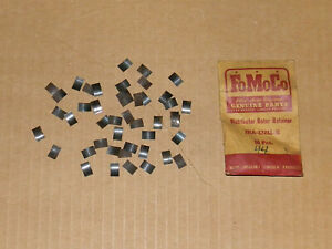 Nos 1948 53 Ford Flathead Distributor Rotor Retainer Clips 44
