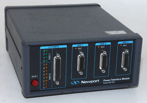 Newport Pmc300 3 Axis Motion Controller