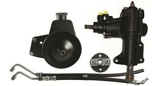 Borgeson 999021 Power Steering Conversion Kit Fits 68 70 Mustang