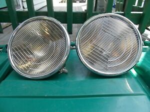 Vintage Headlights 1929 Packard Su 8 12 Only Plater s Mistake You Win