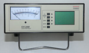 Synrad Sy5200 Molectron Pm5200 Laser Power Meter