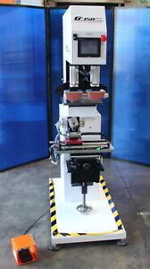 5 5 Printex G8 150mkii 2 Color Double Action Wide Pad Printing Machine
