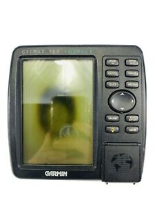 UNTESTED As-Is Garmin GPSMAP 185 Sounder Chart Plotter and Fish Finder GPS