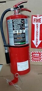 Ansul Cleanguard Fe09 9 5 Lbs works Like Halotron Halon