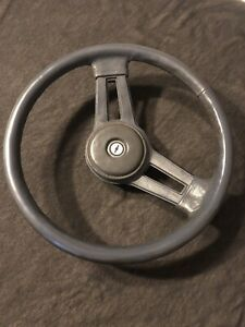 1985 88 Chevrolet Monte Carlo Steering Wheel