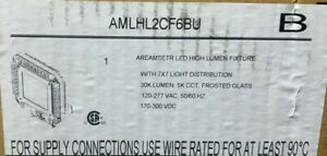New Emerson Appleton Explosion Proof Led Flood Light Fixture P n amlhl2cf6bu