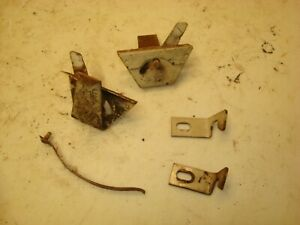 1953 Ford Jubilee Naa Tractor Hood Latches 600 800