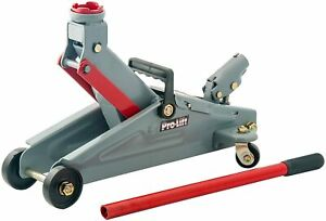 Hydraulic Floor Jack Car Lift Trolley 2 Ton 4000 Lbs Capacity Us Carry Handle