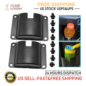2 Pack Weather Resistance Drink Cup Holders Compatible With 14 19 Honda Pioneer
