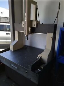 Mitutoyo B 231 Manual Cmm Coordinate Measuring Machine With Renishaw Probe