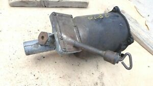 1950 s Power Brake Booster Original Bendix Treadle Vac 1959 Oldsmobile