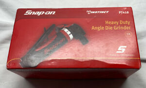Snap On Pt410 Heavy Duty Right Angle Die Grinder 1 4