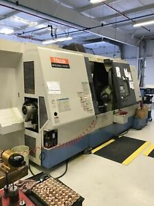 Mazak Integrex 300sy Cnc Lathe 2000 Chip Conveyor Parts Catcher