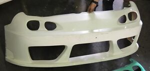 1994 1997 Acura Integra X Type Front Bumper Cover 1 Piece Body Kit