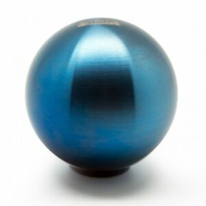 Blox Racing 490 Shperical Torch Blue Shift Knob 10x1 5 For Honda acura