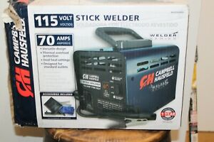 Campbell Hausfeld Stick Welder Welding Machine Electric Power Tool 115 Volt 70a