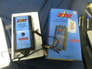 Jolt Electric Fencer For Energizing Electric Fences Fast Shipping