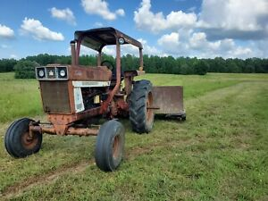 International 1466 Farm Tractor