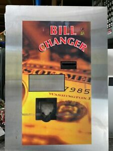 Ac 7515 American Changer Bill Exchanger Reconditioned