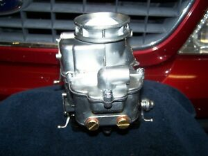 Vintage Ford Carburetor Rat Rod Flathead Holley 94 2 Barrel Model 59