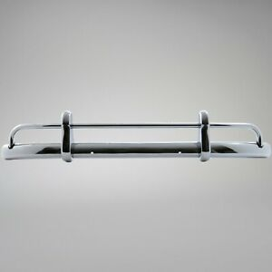 1955 1967 Vw Beetle Front Bumpers And Overriders High Quality Chrome 302885