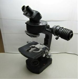 Wild Heerbrugg Microscope M20 34940 No Eyepieces No Objectives