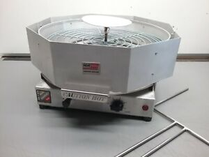 Heat Seal Pizza And Deli Roll Film Wrapping Machine Pc1318