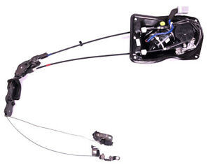 04 10 Toyota Sienna Left Rear Drivers Side Sliding Door Motor With Cables Oem