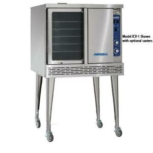Imperial Icvde 1 Electric Single Bakery Depth Convection Oven