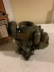 Pontiac Carburetor 1941 1948