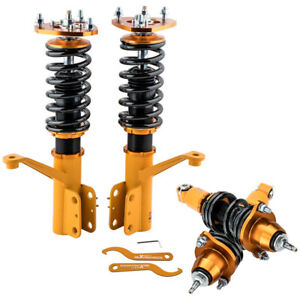 Coilovers Set Kits For Honda Element 2003 2011 Adj Damper Coil Spring Struts