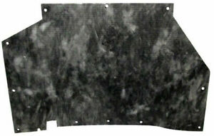 1974 1978 Mustang Ii Hood Insulation Kit Includes Clips