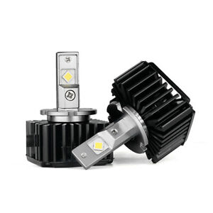 D5s Led Bulbs Direct Replacement For D5s Factory Hid Xenon Bulbs Plug N Play
