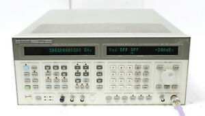 Hp 8664a Synthesized Signal Generator 1 3ghz Option 004 Low Noise