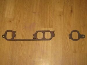 Chevy Chevrolet 153 2 5l Exhaust Header Flanges 3 8 Chevy Ii 62 71 4cyl