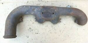 1928 1931 Model A Ford Exhaust Manifold Original