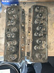 1971 Ford 351 Clevland 2v Heads