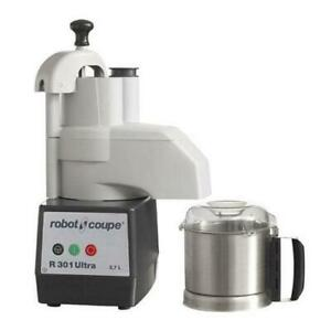 Robot Coupe R301ultra 3 1 2 Qt Commercial Food Processor