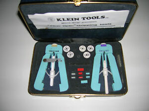 Klein Tools Fiber Optic Stripping Kit Ms fok 1 M4
