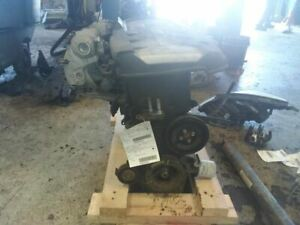 Engine 2006 2011 Hyundai Accent 1 6l Vin C 8th Digit Us Market 1880636