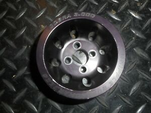 2003 2004 Mustang Cobra 03 04 Whipple Supercharger 3 0 Pulley 8 Rib Crusher