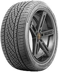 4 New Continental 225 45zr17 Fr Extremecontact Dws06 Tires 225 45 17 2254517