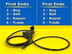 Olympus Gif h260 Gastroscope Endoscope Endoscopy 356 s19 _