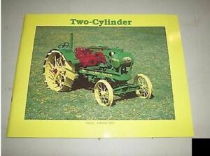 John Deere Two Cylinder Tractor Magazine January February 1995