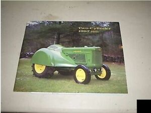 John Deere Two Cylinder Tractor Magazine January February 1997