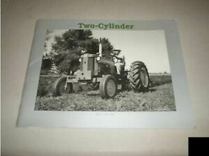 John Deere Two Cylinder Tractor Magazine May June 1994