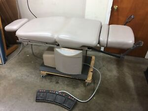 Ritter Evolution 75 Power Exam Table Good Condition Guaranteed