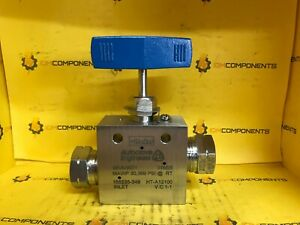 Autoclave Engineers 316ss 155225 349 Valve 30v