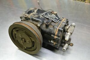 1967 67 Ford Ac Compressor Hg1000 Galaxie Mustang Cougar Ltd Xl 7 Litre 66 1966