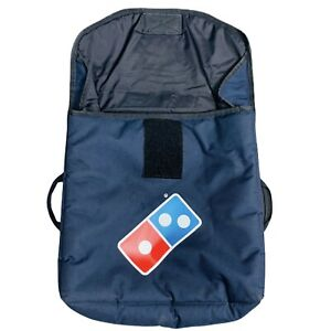Dominos Pizza Delivery Heatwave Insulated Thermal Bag 20 X 18 X 7 Ships Fast